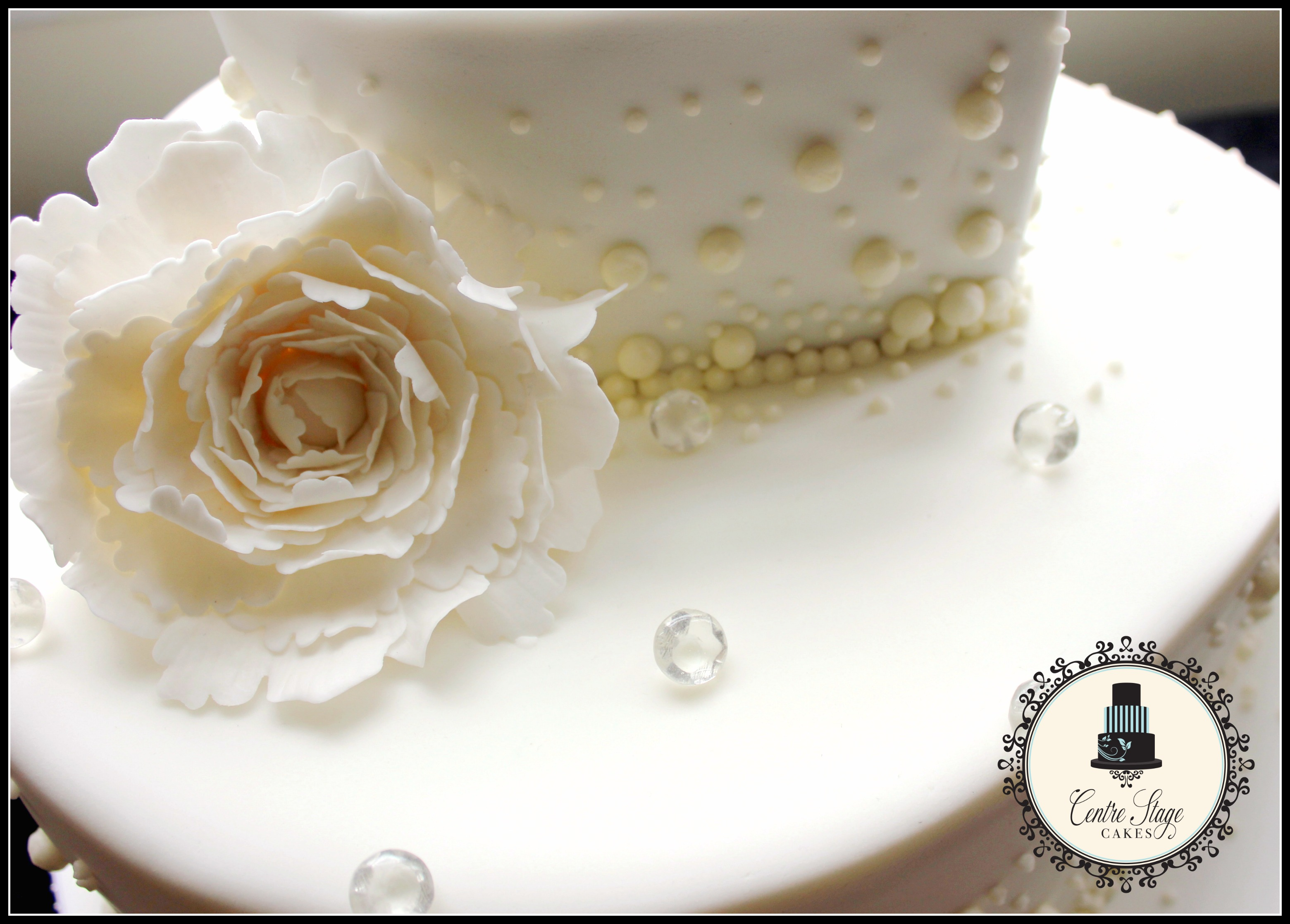 Centre Stage Cakes | Hand-Made Cakes Porthcawl